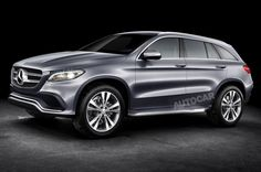 2016 Mercedes GLC Coupe - http://www.autocarkr.com/2016-mercedes-glc-coupe/