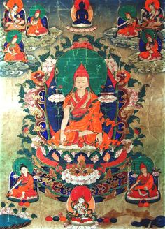 #Buddhism · Treasure Trove of Scriptural Transmission - A Commentary on the Precious Treasure of the Basic Space of Phenomena — by Longchenpa