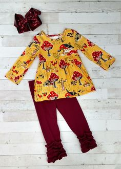 Discover our trendy collection of cute hair bows for girls, mommy & me outfits, tutu skirts and boutique clothing. Shop our newest arrivals now! Toddler Boutique Clothing, Wholesale Children's Boutique Clothing, Girls Boutique, Mommy And Me Outfits, Cute Girl Outfits, Kids Outfits, Burgundy Pants, Cut Out Leggings, Denim Overall Dress