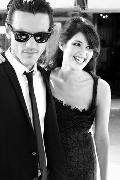 Luke Evans & Gemma Arterton
