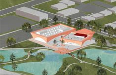 Adjaye Associates Reveals Design of Winter Park Library and Events Center in Florida