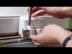 Cricut Explore - Pen Tips and Tricks - YouTube