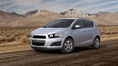 2013 Chevrolet Sonic Hatchback | Build Your Own Small Car | Chevrolet