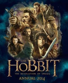 Portadas promocionales de THE HOBBIT: THE DESOLATION OF SMAUG | JPosters