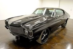 one striped chevelle