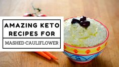 30 Amazing Low Carb and Keto Recipes using Cauliflower [Snacks & Meals]  Best Cauliflower Mac and Cheese Recipes for Keto and Low Carb  Amazing Easy Side Dishes from Mashed Cauliflower Recipes for Keto  10 Low Carb Cauliflower Rice Recipes Across The World
