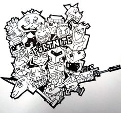 Fortnite Coloring Pages Print And Color Inside 25