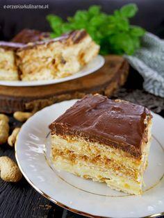 Polish Recipes, Polish Food, Calzone, Tiramisu, Nom Nom, Cake Recipes, Cookies, Baking, Ethnic Recipes