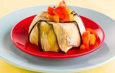 Sformatino di melanzane e stracchino light  Un secondo o un piatto unico versatile e gustoso. Non vi piacciono le melanzane?  Preferite un gusto più delicato o semplicemente non gradite le melanzane? Preparate questa gustosa pietanza utilizzando le zucchine. Scarica la ricetta su  http://www.granarolo.it/Ricette/Sformatino-di-melanzane-e-stracchino-light