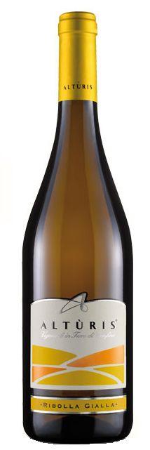 Leckere #Weißweine aus #Friaul jetzt bei #vineola in #Günzburg #ALTURIS Ribolla Gialla IGP 2015  Eleganter und Trockener italienischer Weißwein mit intensivem Bouquet nach Pfirsich und Akazie. #RibollaGialla