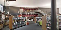 Limingan kirjasto, Liminka, Arkkitehtitoimisto Järvinen & Kuorelahti Oy Finland, Loft, Furniture, Home Decor, Decoration Home, Room Decor, Lofts, Home Furnishings, Home Interior Design