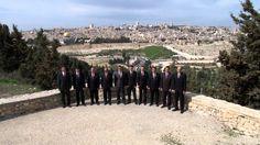 """Corul barbatesc """"Speranta"""" - Ierusalimul meu"""