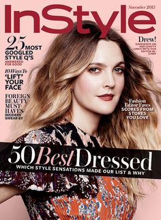 Drew Barrymore: 'I Am Who I Am, and I Just Don't Have a Bikini Body!' http://stylenews.peoplestylewatch.com/2015/10/09/drew-barrymore-i-am-who-i-am-and-i-just-dont-have-a-bikini-body/