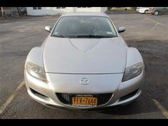 Used Mazda RX-8 Cars [Automobiles] with Rotary engines