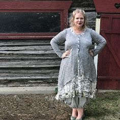 Using Layers and Sewing a Dress-Based Capsule