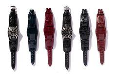 NEIGHBORHOOD x Porter 2013 Spring Leather Watch Straps.