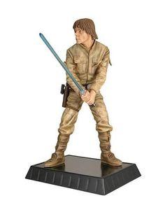 Estatua Star Wars. Luke Skywalker Bespin, 30 cms