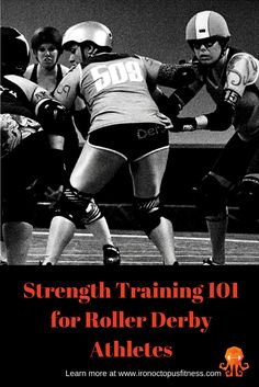 DO YOUR EVEN LIFT, BRO? Do you want to? Strength training can absolutely level up your roller derby game. Learn how to do it properly.