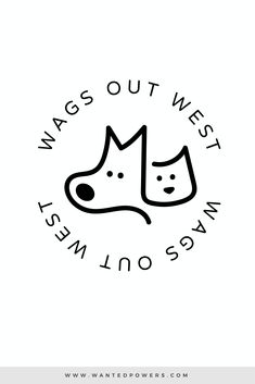 Cute illustrated line art dog and cat logo, perfect for your pet-related business! | Pet Logo, Dog Logo, Cat Logo, Dog Bowtie, Small Business Logo, Branding, Doggie Daycare, Pet Boarding, Dog Bandana Bowtie Boutique, Typography Logo, Dog Illustration, Graphic Design, Pre-made Logo, Animal, Pet Logo Design, Ready Made Logo #doglogo #petlogo #lineart #graphicdesign #logo #logodesigner #catlogo