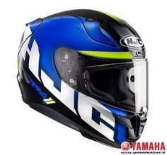 Hjc casco Rpha 11 spicho mc-2 fibra moto pista strada