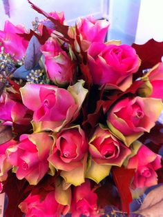 Fantastiske blomster!!