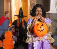 Tips to keep children safe during Halloween