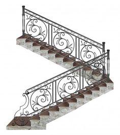 Hierros Forjados Rafael Pérez Gómez - Escaleras - Escaleras