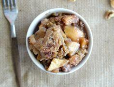 Crockpot Apple Crisp by nutritionforus