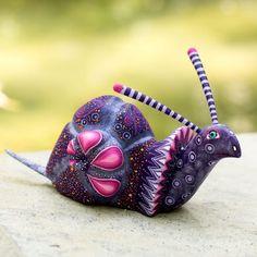 Polymer Clay Sculptures, Polymer Clay Crafts, Sculpture Clay, Wood Animal, Wood Home Decor, Arte Popular, Animal Sculptures, Wooden Sculptures, Mexican Folk Art