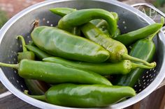 green-chile-peppers