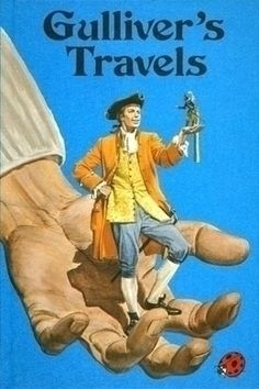 Gulliver's Travels by Jonathan Swift - free #EPUB or #Kindle download from epubBooks.com