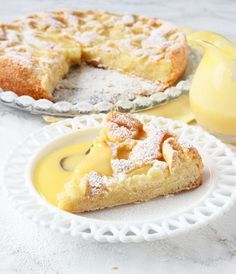Fransk ananaskaka Bagan, Cookie Recipes, Dessert Recipes, Desserts, Pineapple Recipes, Pineapple Cake, Chocolate Sweets, Swedish Recipes, Sweet Pastries