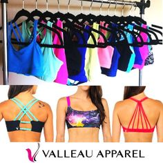 Sport bras, Cute sports bra and Bras on Pinterest