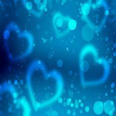 IGS Texture Blue Hearts Full Perm