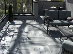 Deck Tile – eco-friendly recycled plastic