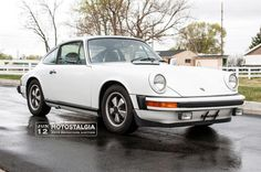 """1977 Porsche 911 S Chassis Number: 9117202959 Decoded: 911= Model designation 7=1977; 20=""""S"""" Series 100000=Serial number Engine: 2687 Horizontally Opposed 6-Cylinder Bosch K-Jetronic Fuel Injection/157 bhp 5-Speed Manual Transmission Four Wheel Hydraulic Disc Brakes Mileage: 57830 (Believed to be Actual)"""