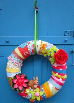 Wie schön ist das für die Kinderzimmertür! Handmade by Glaube und Wahrheit Berlin