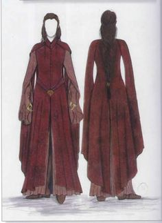 Arwen - Battle Outfit (Concept Art) Arwen was originally going to be at Helms Deep fighting but they ultimately cut her out of those scenes. this is what she would have worn
