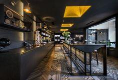 7. Văn phòng kiến trúc sư trên đường Kim Yam Thực hiện: Park + Associates Pte Ltd. Địa điểm: Singapore