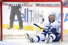 Ryan Malone of the Tampa Bay Lightning