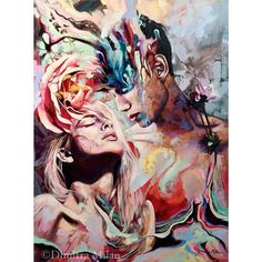 Fine Art Reproductions by Dimitra Milan Each print is printed with archival inks on enhanced matte paper, with a surrounding mat. Art And Illustration, Fantasy Kunst, Fantasy Art, Painting Inspiration, Art Inspo, Dimitra Milan, Inspiration Artistique, Pretty Art, Portrait Art