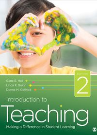 #newbook: Introduction to Teaching: making a difference in student learning./ Gene E. Hall.  http://solo.bodleian.ox.ac.uk/OXVU1:oxfaleph020544485