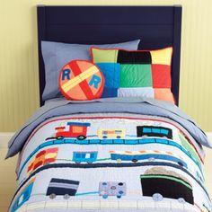 train bedroom ideas