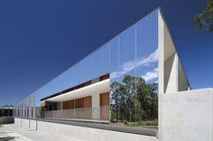 Centro de Ciencias e Investigación Australian PlantBank / BVN Donovan Hill (Mount Annan NSW 2567, Australia) #architecture