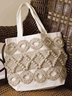 Free Crochet Purse Patterns - Crochet Handbag Patterns - Page 3 Free Crochet Bag, Crochet Purse Patterns, Bead Crochet, Handbag Patterns, Crochet Bags, Crochet Handbags, Crochet Purses, Knitted Bags, Crochet Accessories