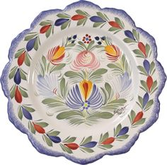 Love Quimper Pottery  Pinned from PinTo for iPad 
