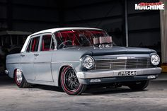 Paul Beauchamp's stroked and injected EH Holden wagon is as cool as they come Holden Wagon, Aussie Muscle Cars, Australian Cars, Free Cars, Sump, Automotive Photography, Love Car, Mode Of Transport, Cars