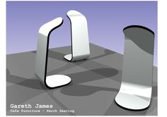 perch seating Standing Desk Chair, Chair Design, Office Furniture, Shelving, Bookends, Chairs, Spaces, Crafty, Projects