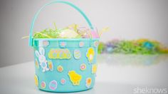 Adorable Homemade Easter Baskets You Can DIY in a Snap