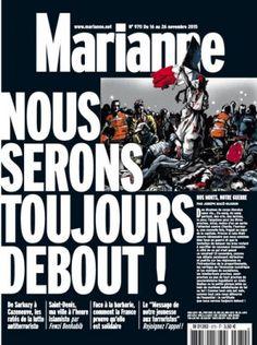 Un assaut du RAID a été donné ce 18 novembre au petit matin à Saint-Denis pour interpeller les auteurs et complices présumés des attentats du 13 novembre à Paris. Dans un numéro exceptionnel de Marianne paru lundi, l'universitaire Fewzi Benhabib, menacé de mort par les islamistes du FIS dans son Algérie natale, arrivé à Saint-Denis en 1994, amoureux de la laïcité, nous raconte la progression lente d'une idéologie mortifère dans son département. Extraits de son témoignage.
